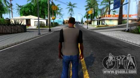 Regular Show T-shirt for GTA San Andreas third screenshot