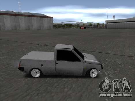 VAZ 1111 Drift for GTA San Andreas right view