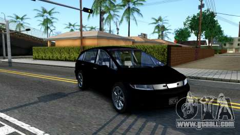 2010 Dinka Perennial Unmarked for GTA San Andreas left view