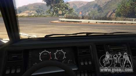 Ambulance SAMU Santa Catarina Brasil for GTA 5