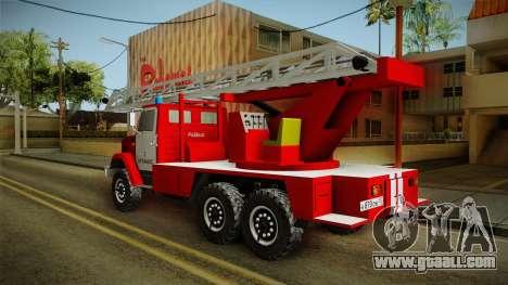 ZIL-433442 AL-30 for GTA San Andreas