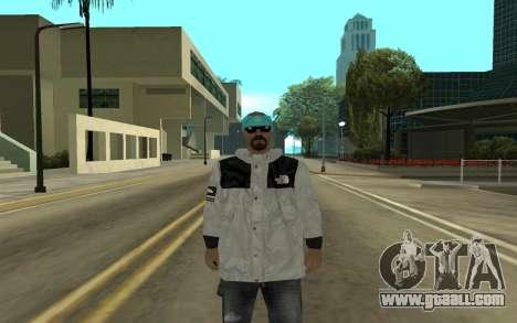 Varios Los Aztecas 2 for GTA San Andreas