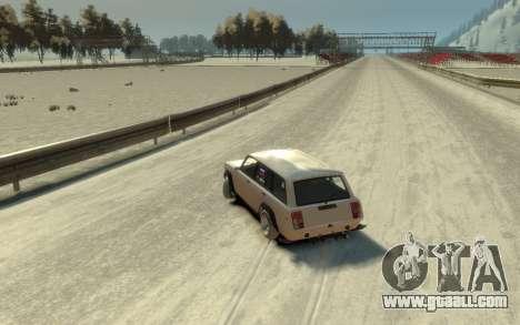 VAZ 2104 VFTS for GTA 4 back view