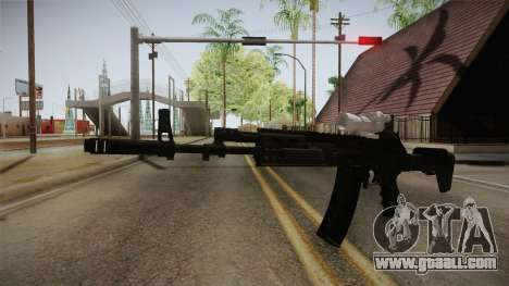 Call of Duty Ghosts - AK-12 with Scope for GTA San Andreas second screenshot