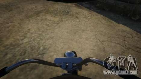 Daemon SOA Harley-Davidson for GTA 5