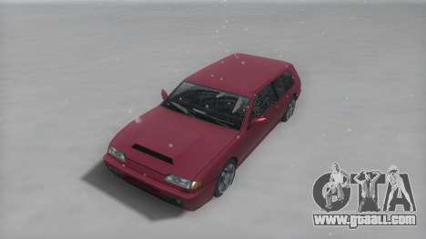 Flash Winter IVF for GTA San Andreas