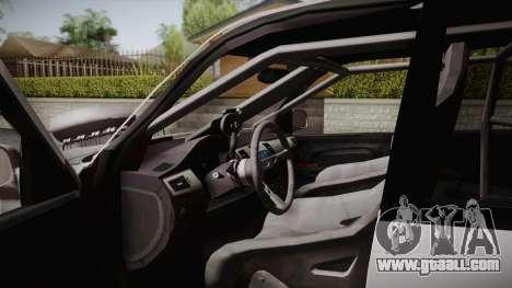 Ford Explorer 1996 Drag for GTA San Andreas back left view