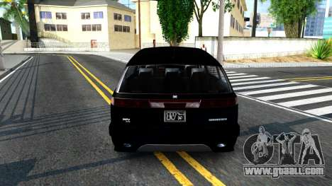 2010 Dinka Perennial Unmarked for GTA San Andreas back left view