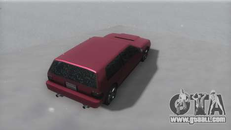 Flash Winter IVF for GTA San Andreas left view