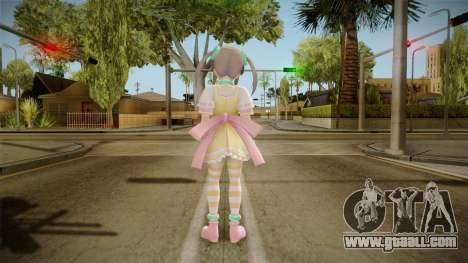 Senran Kagura: Shinovi Versus - Minori for GTA San Andreas third screenshot