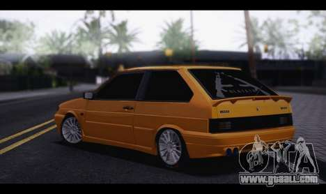VAZ 2113 Style for GTA San Andreas left view