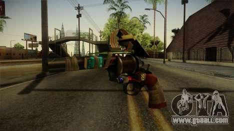 Tool Gun From Garrys Mod for GTA San Andreas second screenshot