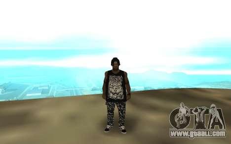 Ballas3 for GTA San Andreas