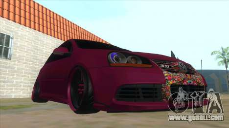 Volkswagen Golf MK for GTA San Andreas