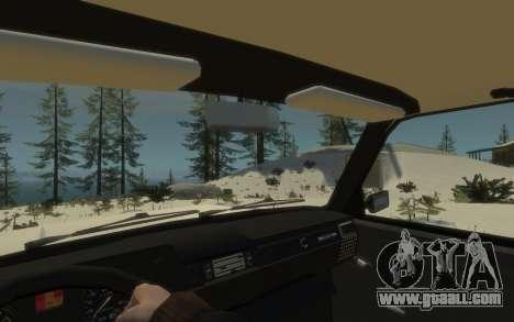 VAZ 2104 VFTS for GTA 4 back left view