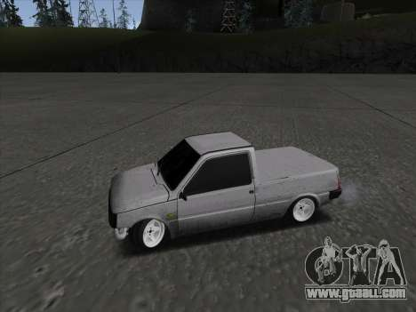 VAZ 1111 Drift for GTA San Andreas left view
