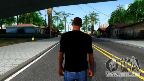 GTA Online T-Shirt for GTA San Andreas third screenshot