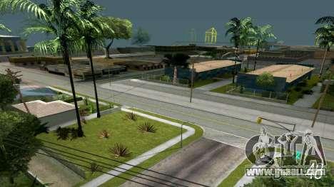 Bright timecyc for GTA San Andreas fifth screenshot
