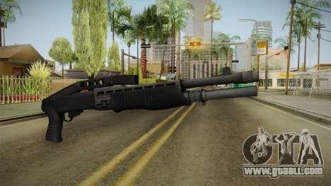 Franchi SPAS-12 for GTA San Andreas