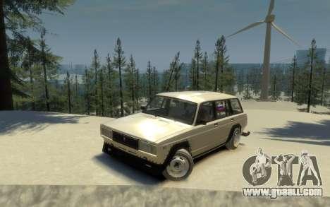 VAZ 2104 VFTS for GTA 4
