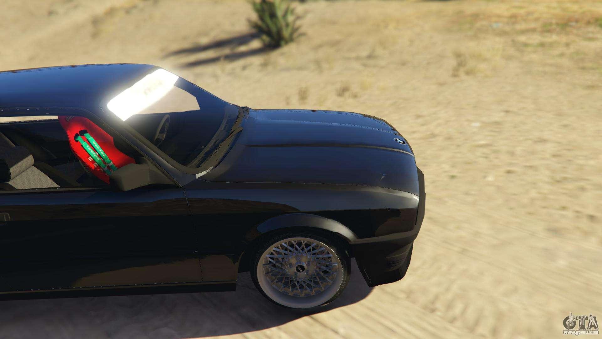 Bmw E30 Drift For Gta 5