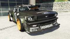 Ford Mustang 1965 Hoonicorn v1.1 [replace] for GTA 5
