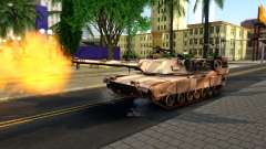 M1A1 Abrams COD4MW Remastered for GTA San Andreas