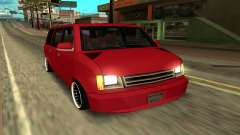 Moonbeam JDM for GTA San Andreas