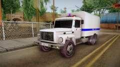 GAZ 3309 Police