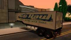 Box Trailer V2 for GTA San Andreas