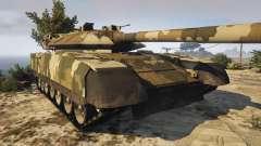 T-100 Varsuk for GTA 5