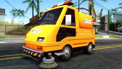 Brute Sweeper SA DOT 1992 for GTA San Andreas