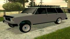 VAZ 2104 Krasnoyarsk Azelow style for GTA San Andreas