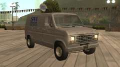 Ford E150 News Van