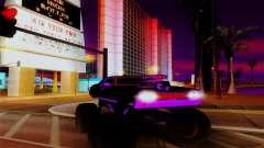 Cyber Sabre XL for GTA San Andreas