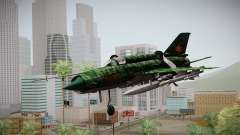 MIG-21 Norvietnamita for GTA San Andreas