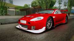 Aston Martin Racing DBRS9 GT3 2006 v1.0.6 YCH v2 for GTA San Andreas