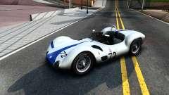 Maserati Tipo 61 for GTA San Andreas