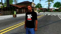 GTA Online T-Shirt for GTA San Andreas