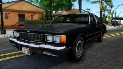 Chevrolet Caprice Brougham 1986 for GTA San Andreas