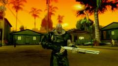 Resident Evil ORC - Nemesis for GTA San Andreas