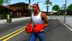 Red Boxing Gloves Team Fortress 2 for GTA San Andreas
