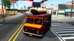 New HotDog Van