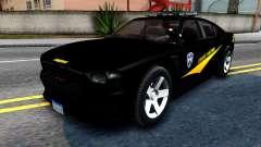 Bravado Buffalo State Patrol 2013 for GTA San Andreas