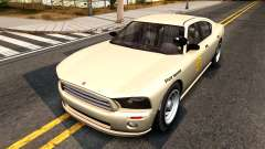 Bravado Buffalo Slicktop 2008 Iowa State Patrol for GTA San Andreas