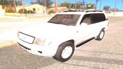 Toyota Land Cruiser 100 SUV for GTA San Andreas