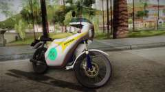 Honda Dream (RC142) 1988 for GTA San Andreas