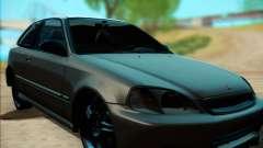 Honda Civic Hatchback for GTA San Andreas