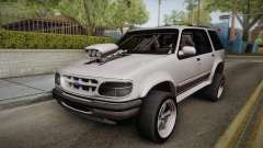 Ford Explorer 1996 Drag for GTA San Andreas