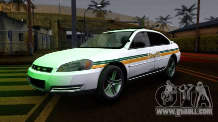 2008 Chevrolet Impala LTZ County Sheriff for GTA San Andreas